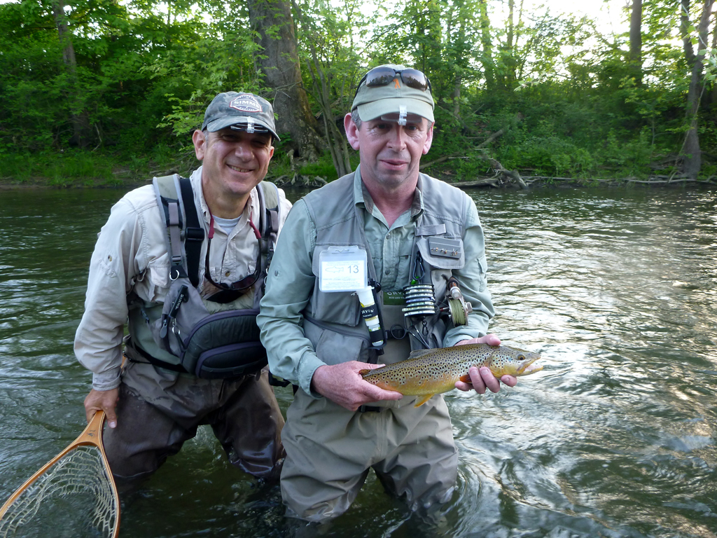 Fly patterns pa fly guide your guide to pennsylvania for George daniel fly fishing
